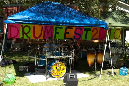 Drumfest 2010-a